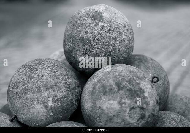 Stone balls stock photos images alamy