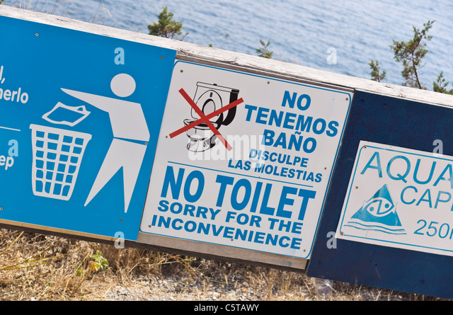 Man Cave Cannock : No toilet stock photos images alamy