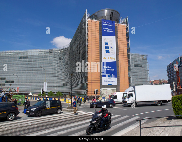 The berlaymont is an office building in brussels stock photos the berlaymont is an office - European commission office ...