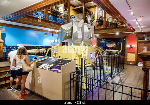 St. Saint Augustine Florida Ripley's Believe It or Not! Not Odditorium - Stock Image
