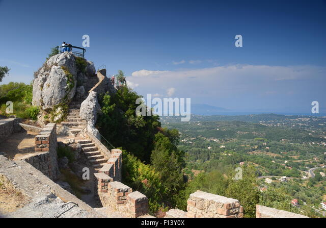 Pelekas Corfu Stock Photos & Pelekas Corfu Stock Images ...