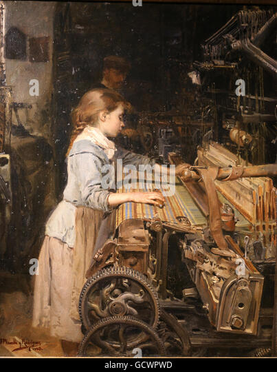 child labour 19th century Throughout the second half of the 19th century, child labour began to decline in industrialised societies due to regulation and economic factors because of the growth .