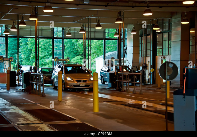 Department of motor vehicles stock photos department of for Motor vehicle inspection station