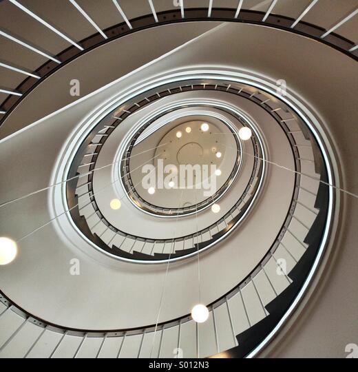 Spiral Staircase - Stock-Bilder