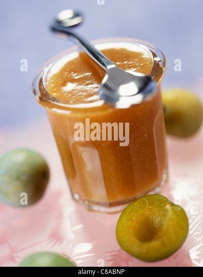 Marmalade Orange Jar Stock Photos & Marmalade Orange Jar Stock Images ...