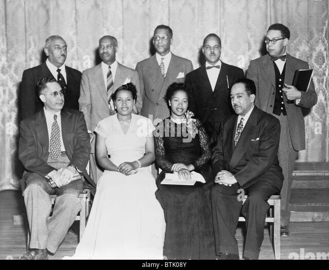 black americans 1945 55 Civil rights after 1945 after the end of world war ii, black americans' protests at the discrimination they faced on a daily basis increased the civil rights movement owed its beginnings to.