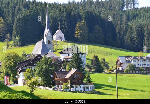 Austria - Stock Image