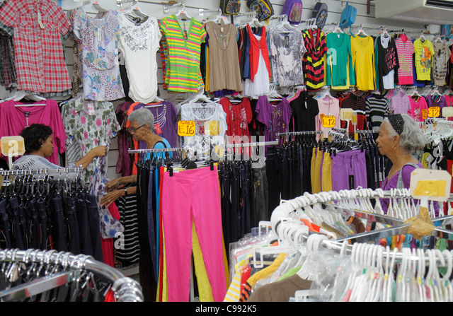 Curaçao Netherlands Antilles Dutch Willemstad Otrobanda Breedestraat shopping store business retail display - Stock Image