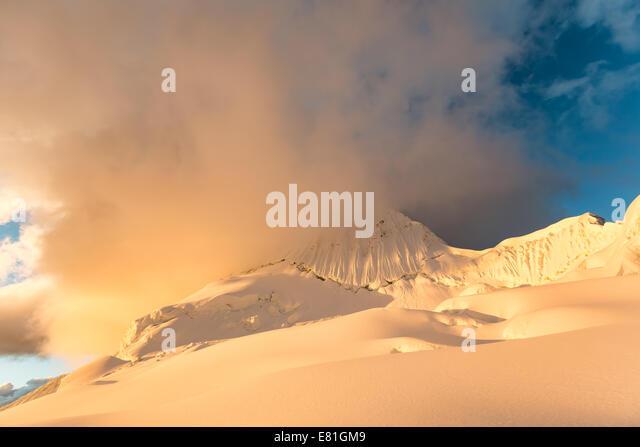 Tag 7 Versuch Quitaraju 6036 m  Faszination Hochtouren