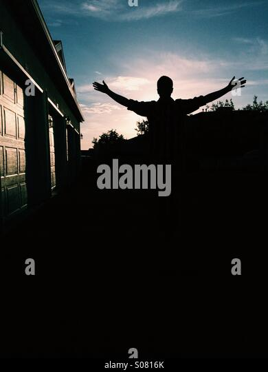 New Day - Stock Image