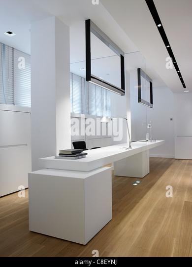 Interior of a office space - Stock-Bilder