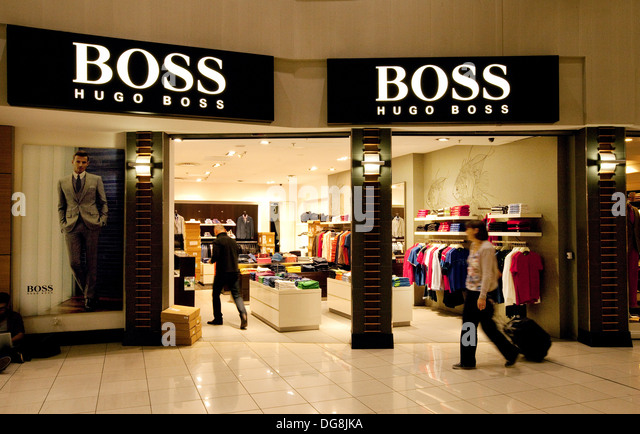 hugo boss shoes woman vector office background
