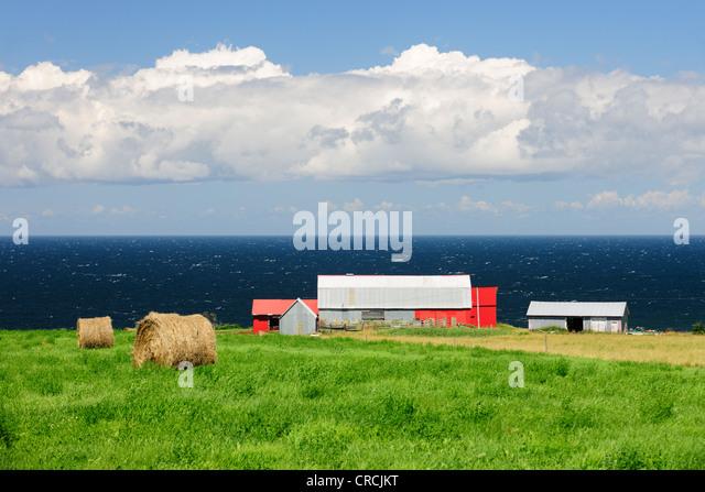 Cape breton island stock photos cape breton island stock for Coastal cape farmhouse