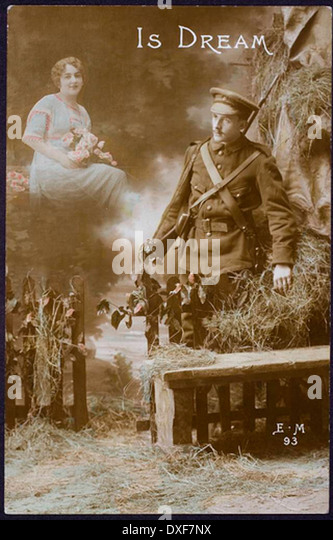bygone vintage old history historic photo print past times - Stock Image