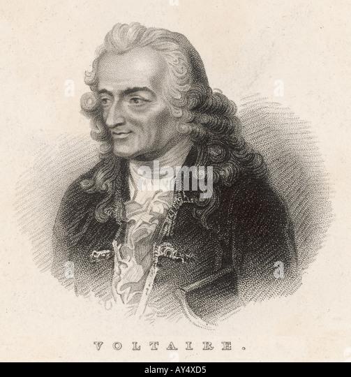 Essay: Voltaire (Francois Marie Arouet)