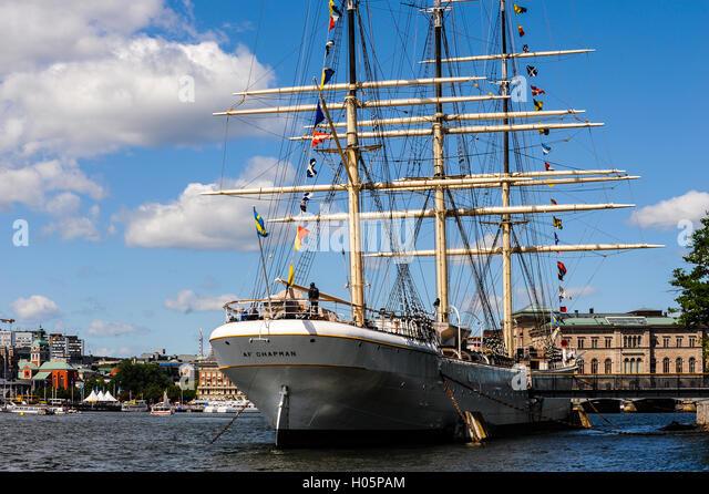 stockholm hotel boat