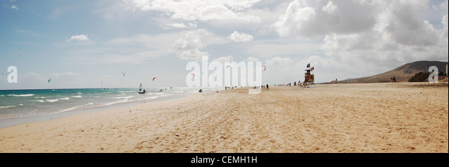 Fuerteventura Beach - Stock-Bilder