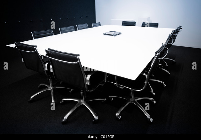 contemporary Conference room - Stock-Bilder