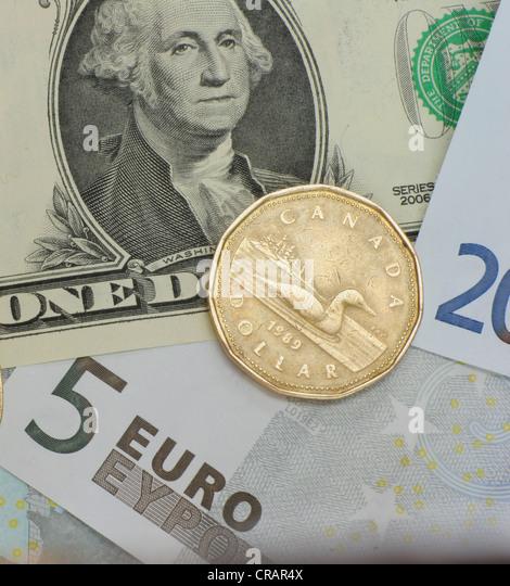 Money Exchange Rates Canadian Dollar To Euro