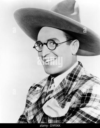 Harold Lloyd - Stock Image