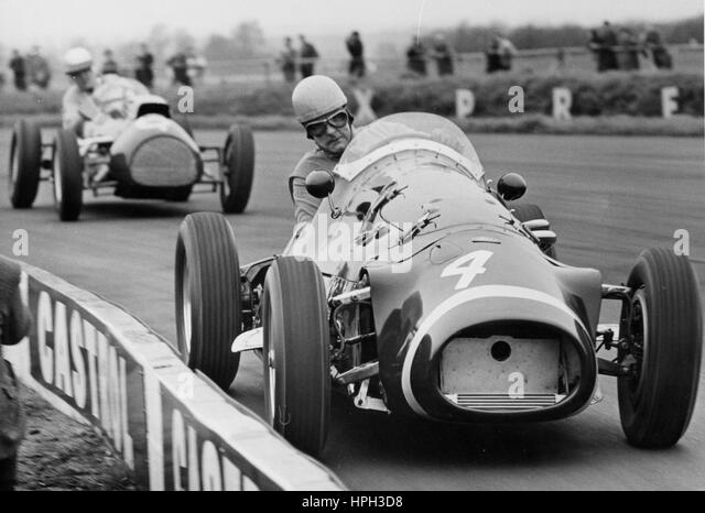 Connaught driven by Horton in 1952 - Stock Image
