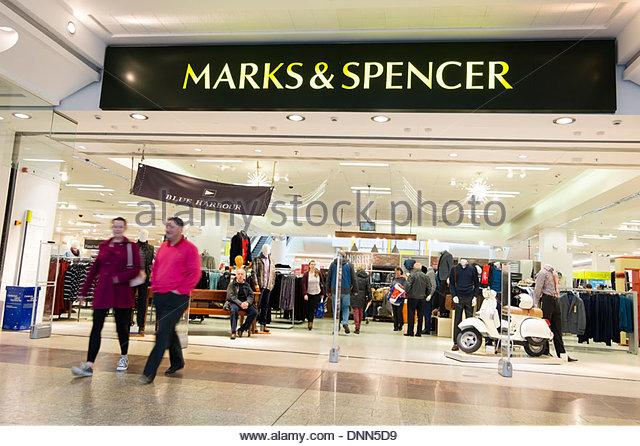 Marks spencer development