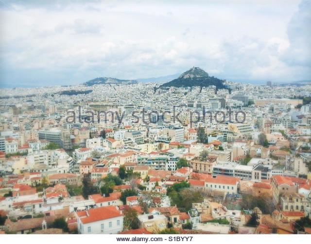 Athens, Greece' - Stock Image