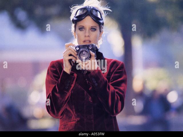 ADDICTED und Liebe 1997 Warner Film mit Meg Ryan Stockbild