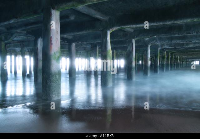 Pier 2 Stockbild