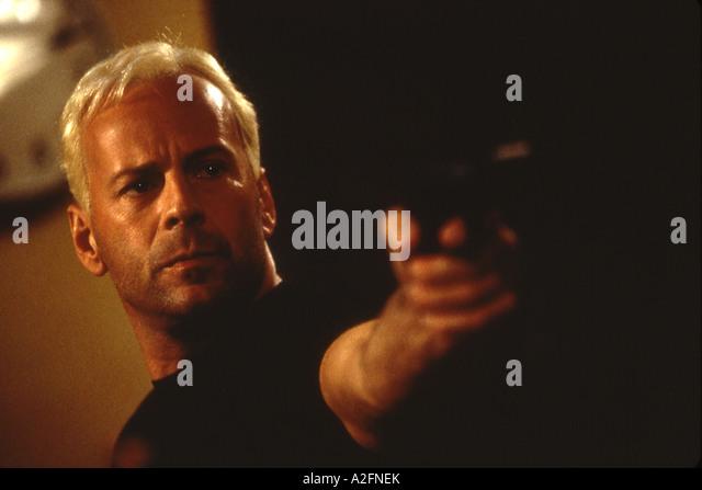 SCHAKAL 1997 Alphaville/BBC-Film mit Bruce Willis Stockbild
