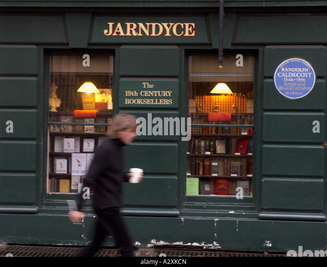 Jarndyce Antiquarian Booksellers London Stockbild