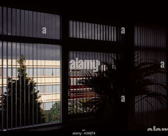 Gewerbegebiet, Nieuwegein, Niederlande. Stockbild