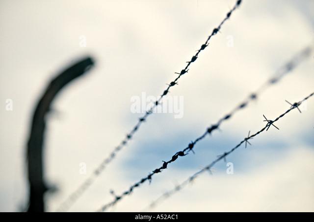 KZ Buchenwald, Weimar, Deutschland Stockbild