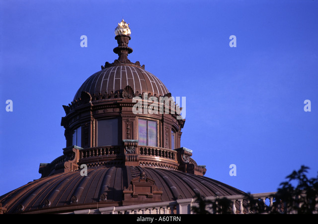 Library of Congress, Washington D.C. Stockbild