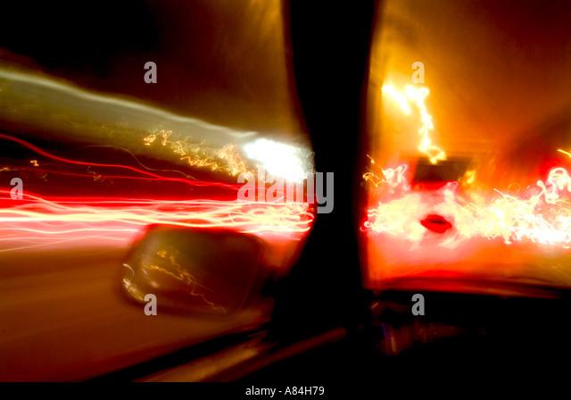 abstrakte Licht Stockbild