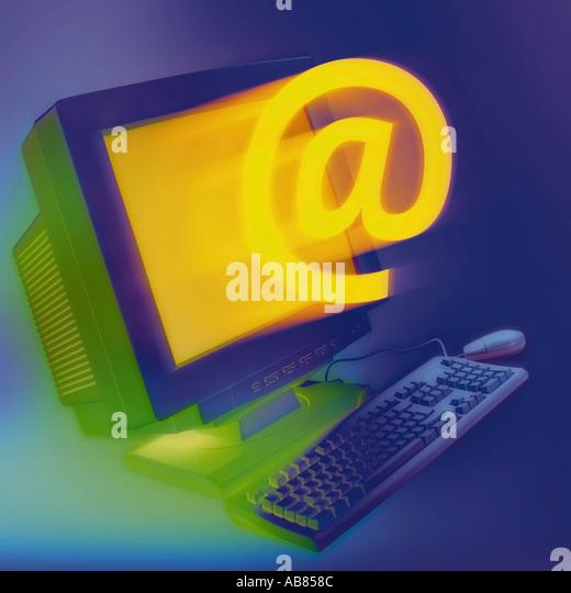 E-Mail Stockbild