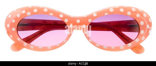 Mode Sonnenbrillen Stockbild