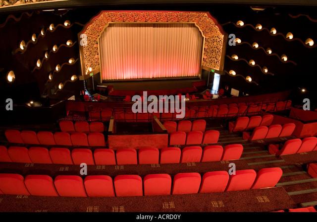Rex-Art-Deco-Kino - Berkhamsted - Hertfordshire Stockbild