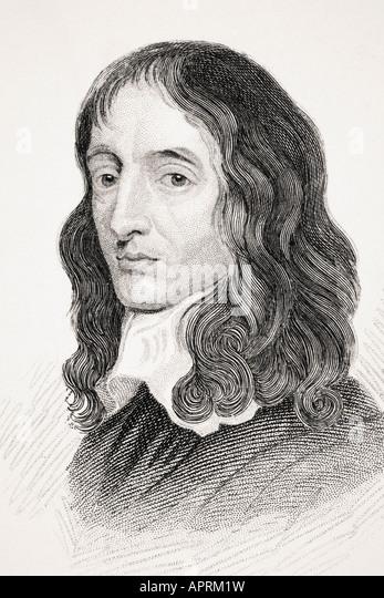 John Selden 1584 1654 juristische antiquarische Orientalist und Politiker Stockbild