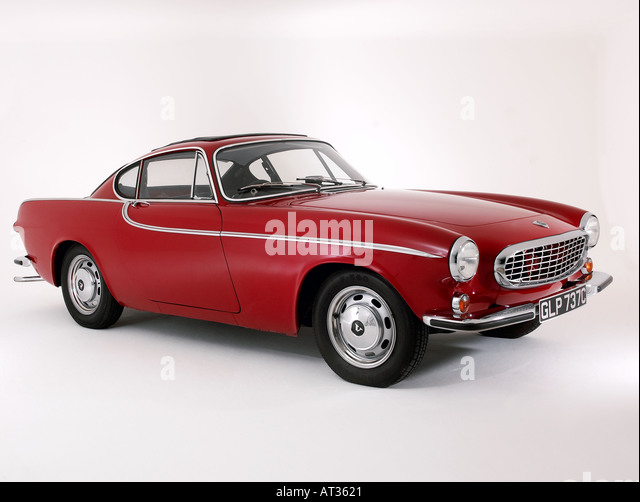1965 Volvo 1800 s Stockbild