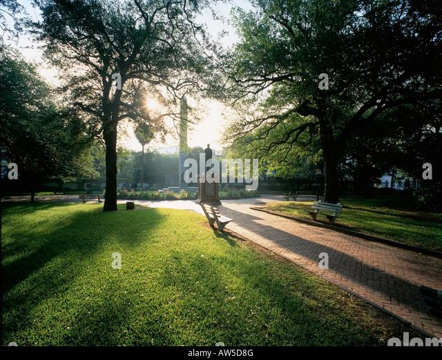 Elizabeth Jackson Memorial Stockbild
