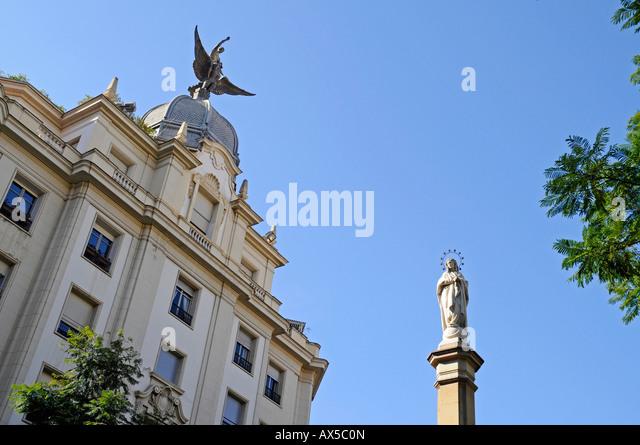 Jungfrau Maria Statue Stockfoto, Bild: 169220229 - Alamy