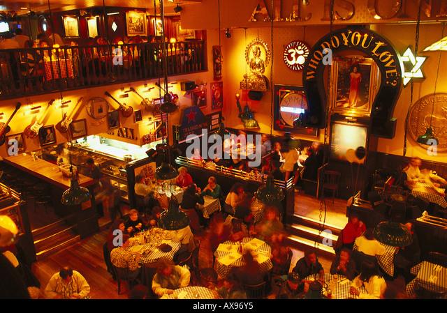 Isaac Tigrett Hard Rock Cafe