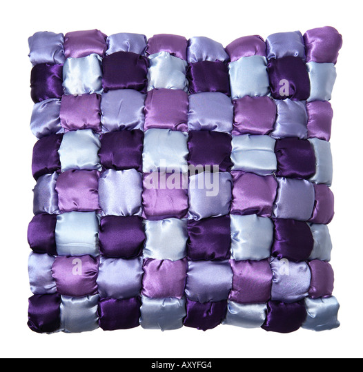 Quadratische Kissen Stockbild