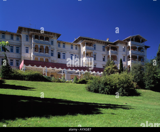 Bad Harzburg Verlassenes Hotel