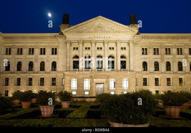Bundesrat, Bundesrat, Berlin, Deutschland Stockbild
