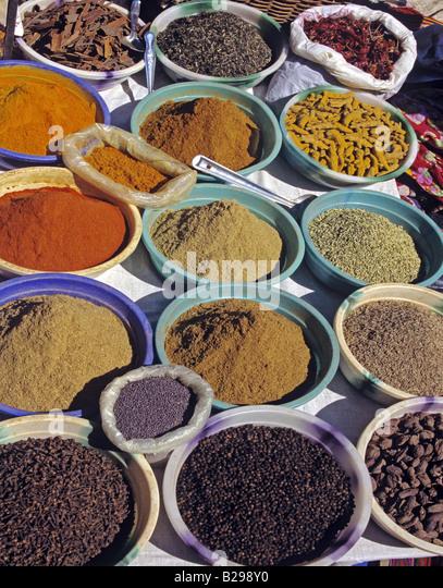 Anjuna Market Goa Staat Indien Datum 15 06 2008 Ref ZB548 115573 0014 obligatorische CREDIT Welt Bilder Photoshot Stockbild