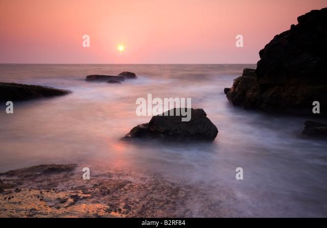 Arambol, Goa, Indien, Subkontinent, Asien Stockbild
