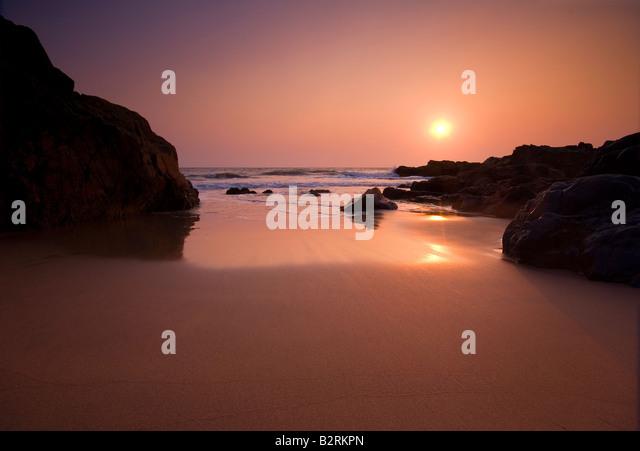 Arambol, North Goa, Indien, Subkontinent, Asien Stockbild