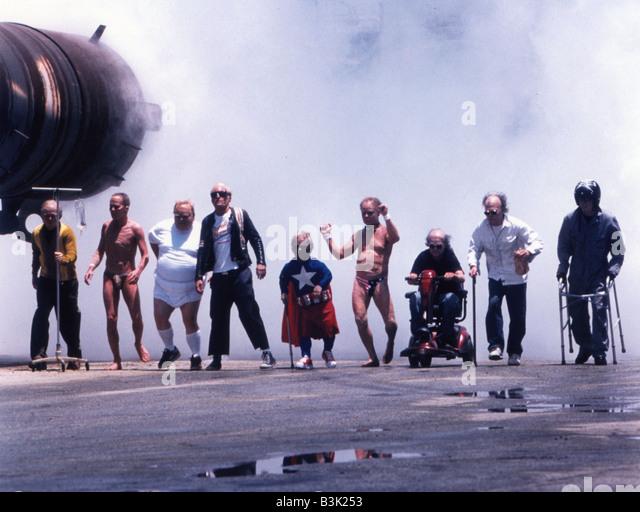 JACKASS THE MOVIE 2002 Paramount film Stockbild